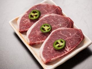 flower-steak